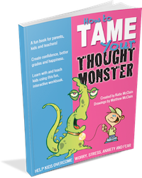How to Tame Your Thought Monster Digital eBook HTTYTM-D