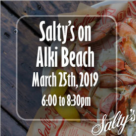 Halibut Cooking Class Alki March 25th, 2019 (6:00pm to 8:30pm)