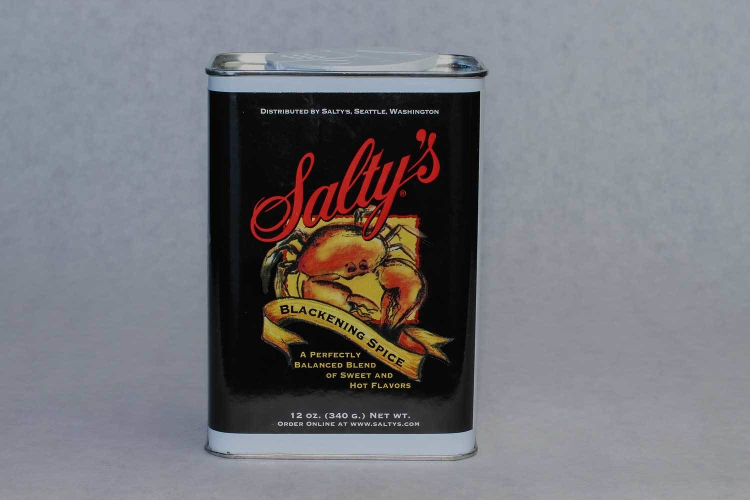 Salty's Blackening Spice SIMPLY FRESH ®
