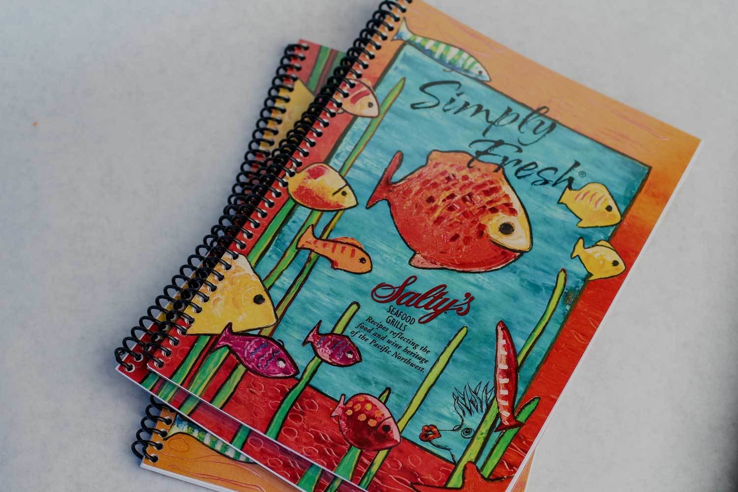 Salty's Simply Fresh Cookbook