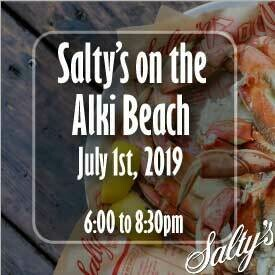 Seafood Cooking Class Alki July 1st, 2019 (6:00pm to 8:30pm)