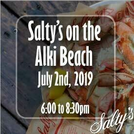 Seafood Cooking Class Alki July 2nd, 2019 (6:00pm to 8:30pm)