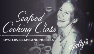 Seafood Cooking Class @ Alki October 8th, 2019
