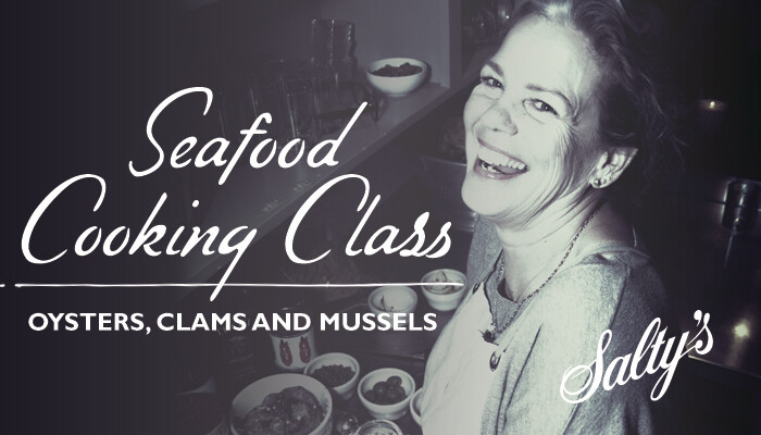 Seafood Cooking Class @ Redondo October 1st, 2019