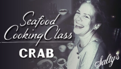 Seafood (Crab) Cooking Class @ Alki January 30th, 2020