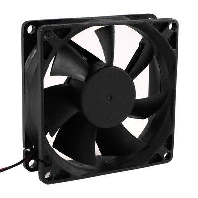 80mm brushless 12 volt ventilation cooling fan