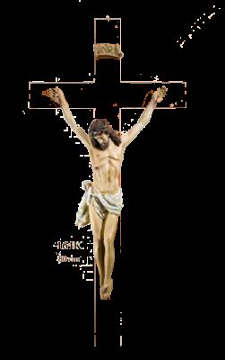 CORPUS 80 cm  Kunststof