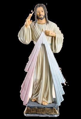 Barmhartige Christus 75 cm     Kunststof