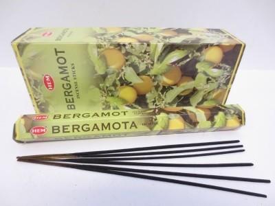 Bergamot  Hexa stokjes