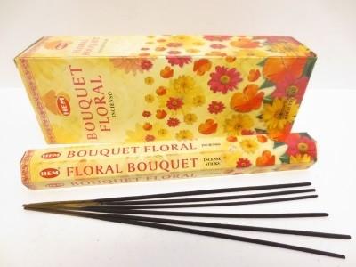 Bouquet Floral hexa stokjes
