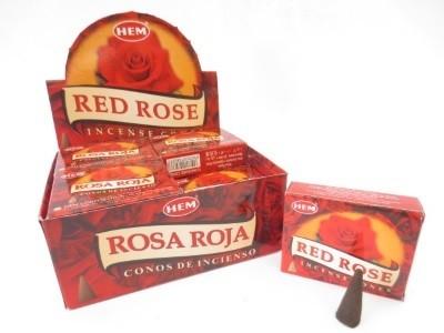 Rode Roos kegeltjes