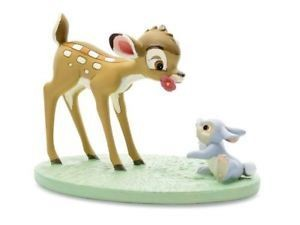 Beeldje Disney Bambi & Thumper MAGICAL MOMENTS