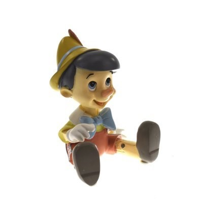 Beeldje Disney  Pinocchio MAGICAL MOMENTS