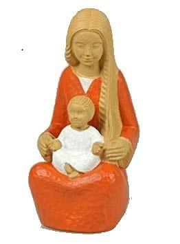 Maria van wijsheid 16 cm