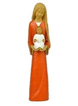 Maria van ontvangst 24 cm