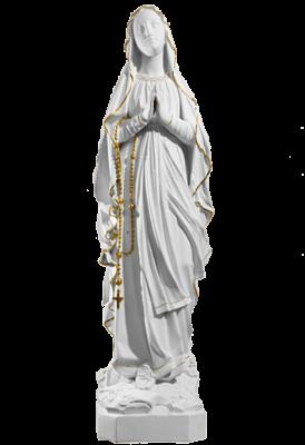 Lourdes 130 cm     Kunststof
