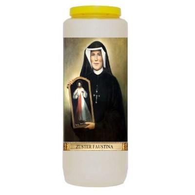 Noveenkaars Zuster Faustina