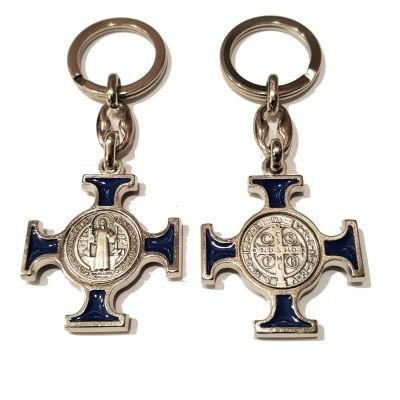 Sleutelhanger Benedictus 4 x 4 CM