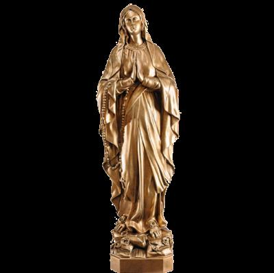 Lourdes 80 cm     Kunststof