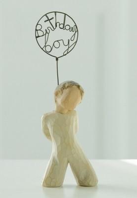 Birthday Boy  12.5 cm