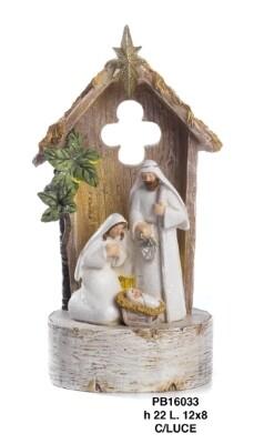 Heilige Familie 22 cm