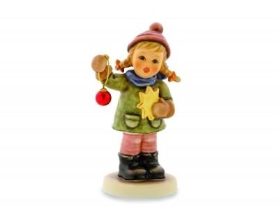 HUM 2204 Ich schmücke fürs Fest (Weihnachtskugel)