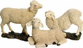 Set van 3 schapen