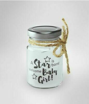Little star light - Baby girl