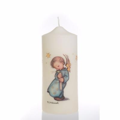 Kerze - Christkindlein kommt