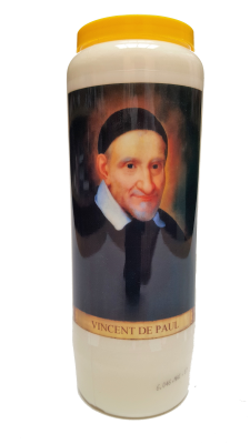 Noveenkaars VINCENT DE PAUL
