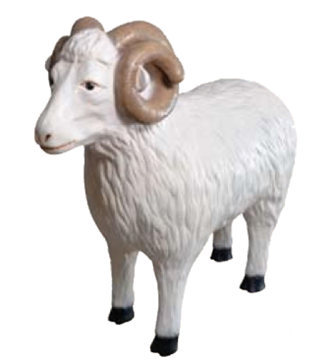 Ram staand KER-ELM280-160-18
