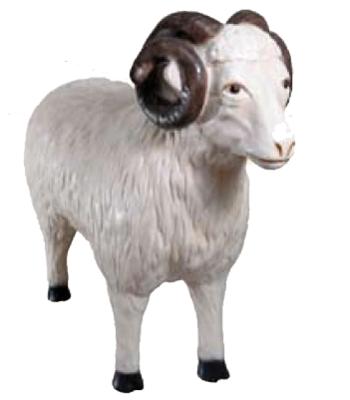 Ram staand KER-ELM280-160-19