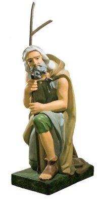 Herder met staf KER-ELM300-120-16