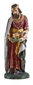 Koning Rechtstaand KER-ELM303-85-4