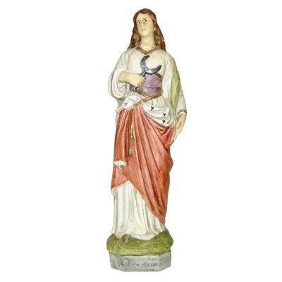 Agatha 30 cm Franse steen