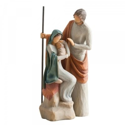 The Holy Family  26290  Willow Tree