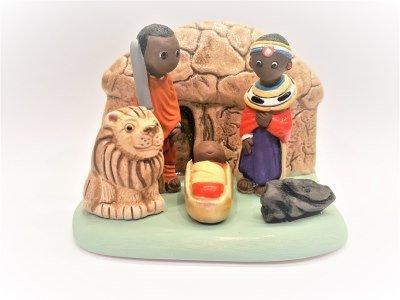 Kerstset AFRIKA