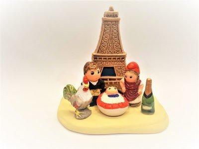 Kerstset PARIJS