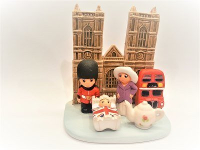 Kerstset LONDEN