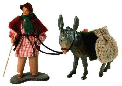 Herder en Ezel RUCO 22 cm