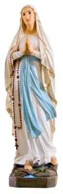Lourdes 100 cm     Kunststof
