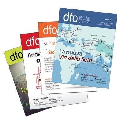 Abbonamento a DFO - digital financial officer (cartaceo) 00002
