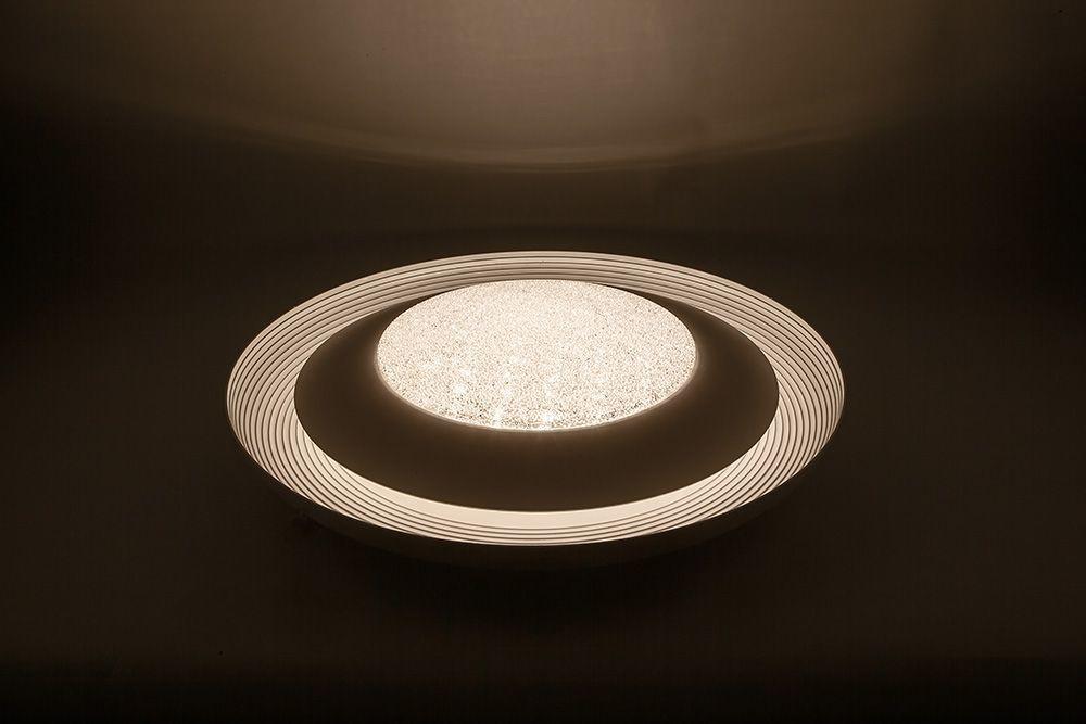 Светодиодный управляемый светильник накладной