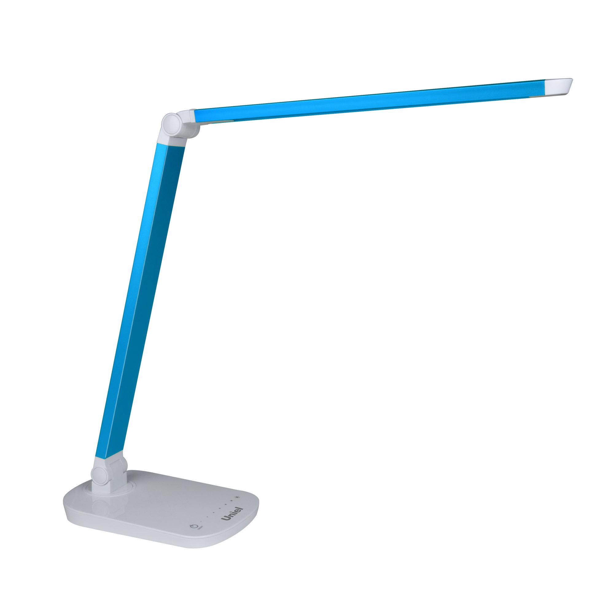 Настольная лампа светодиодная TLD-521 Синий; Зеленый.
