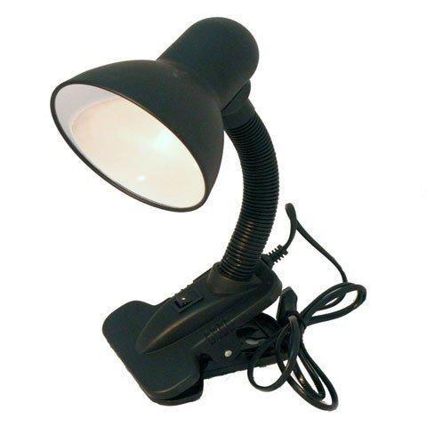 Ученическая лампа Uniel TLI-202 Black