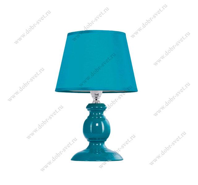Настольная лампа 33957 Blue