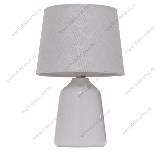 Настольная лампа G32082/1T WT WT