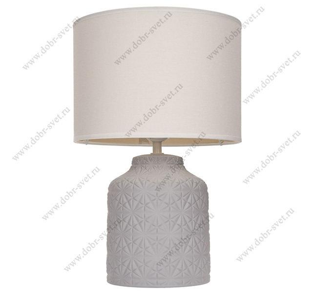 Настольная лампа G32059/1T GR WT