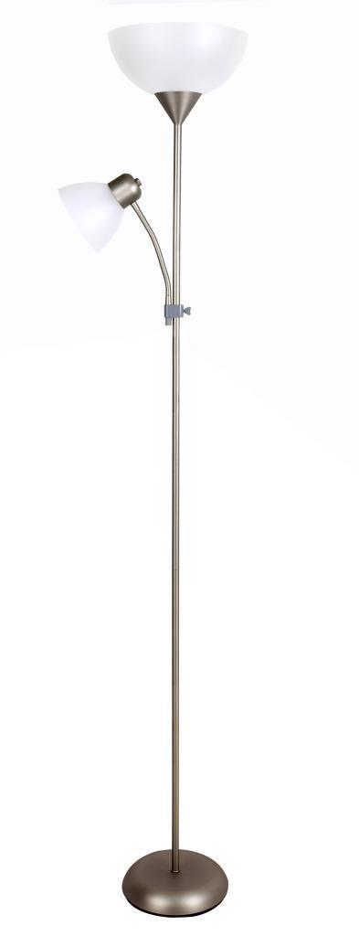 Торшер COLOSSEO 41211/F ALFEO никель
