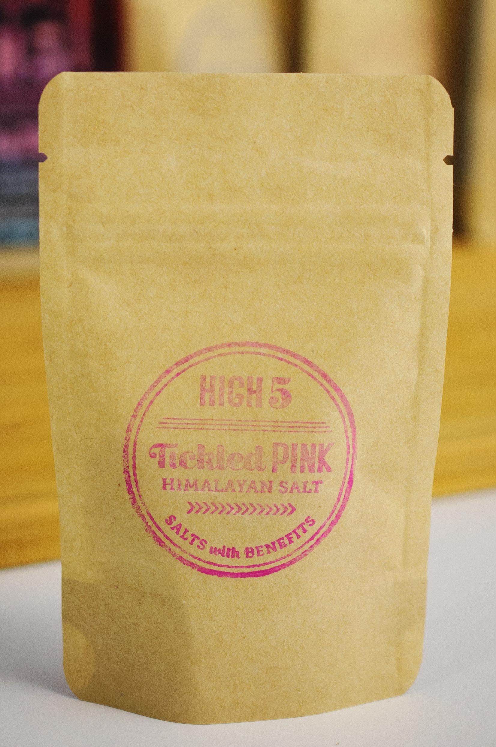 Tickled Pink Himalayan Salt